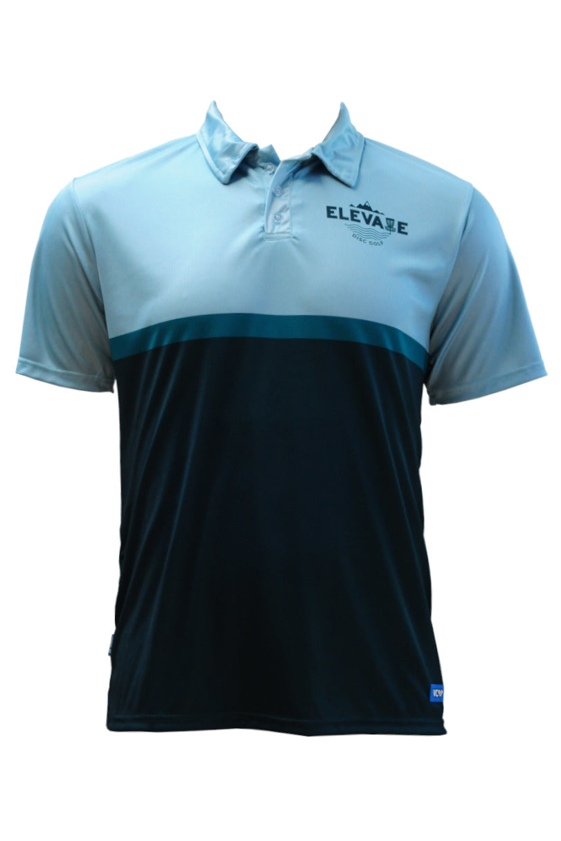 Elevate Polo - front M