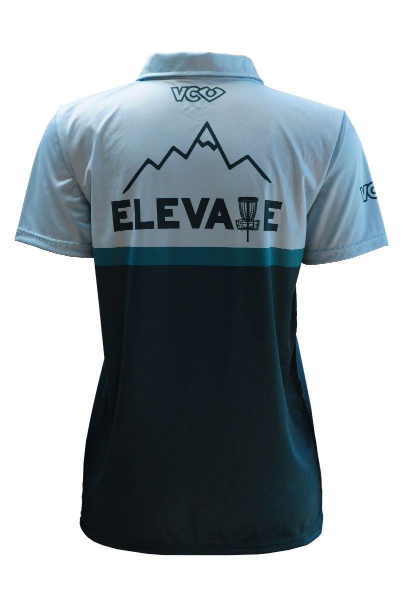 Elevate Polo - back W