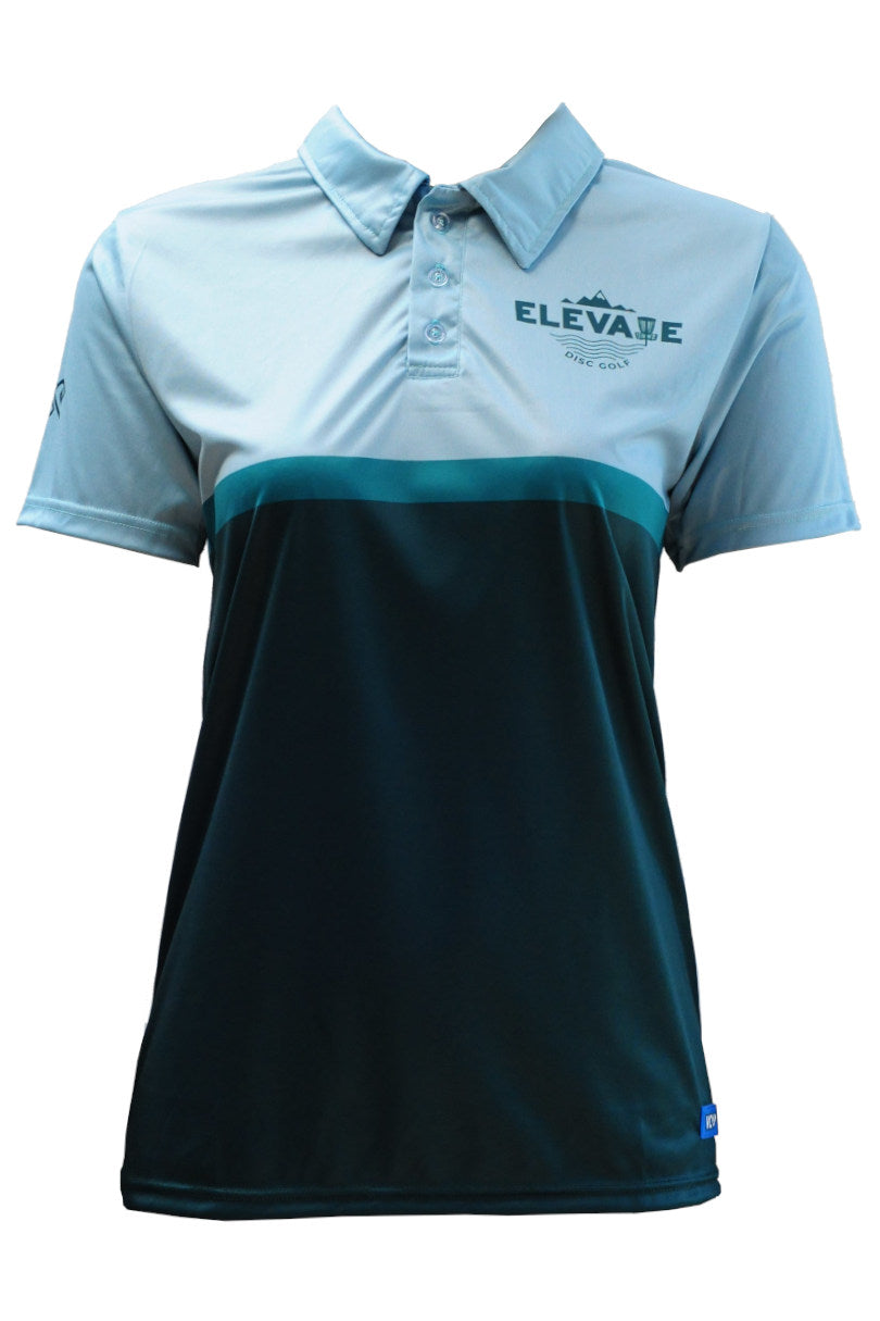 Elevate Polo - front W