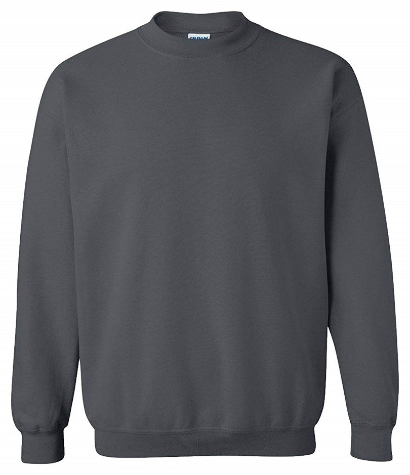 Dark Heather Crewneck