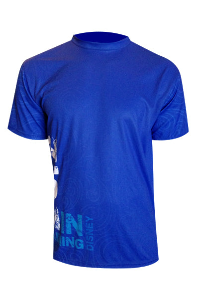 Kerry Bisset training shirt