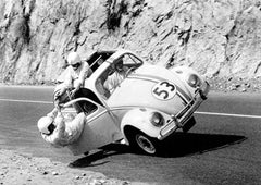 Herbie the Love Bug - The Resemblance is Uncanny!