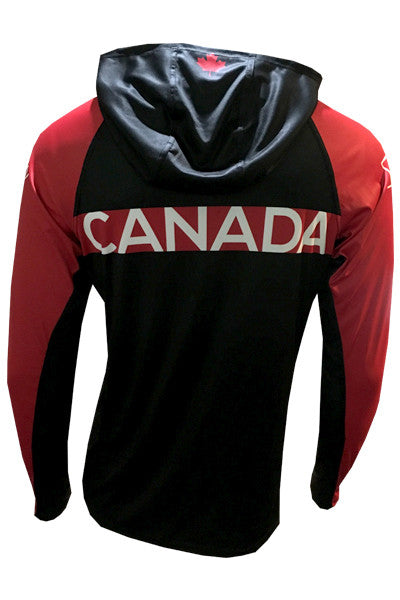 Canada Red Revolution Hoodie - back
