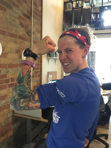 #rosietheriveter #playlikeagirl #shepersisted #thefutureisfemale #onlythebest #vcultimate