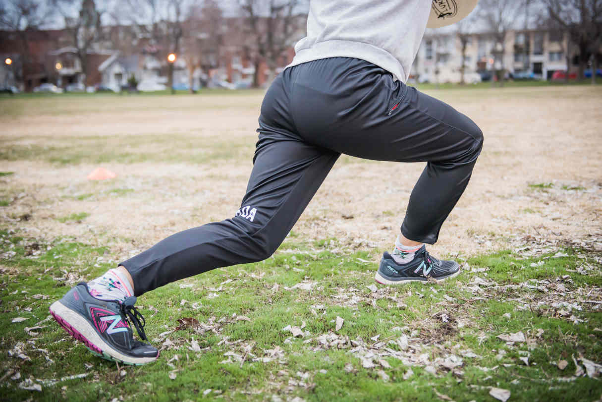 Team Canada Training Pants - Stride