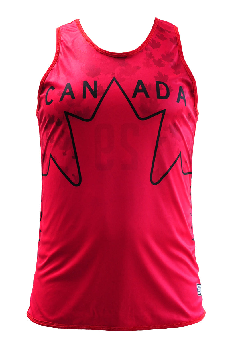 Team Canada Tank Light Front