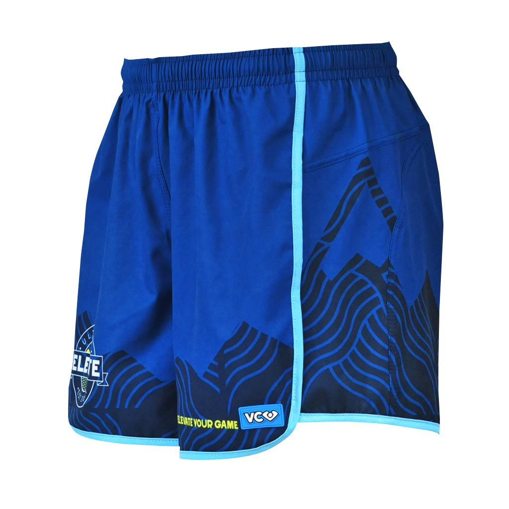 Elevate Shorty Shorts - L side