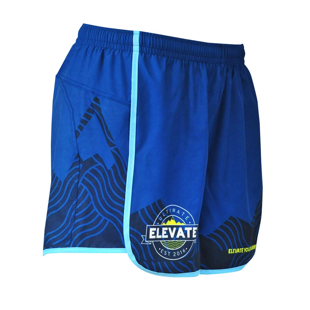 Elevate Shorty Shorts - R side