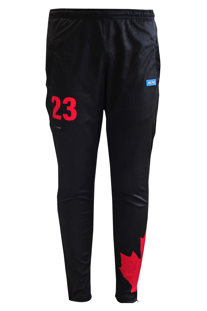 Quidditch Canada Training Pants - front