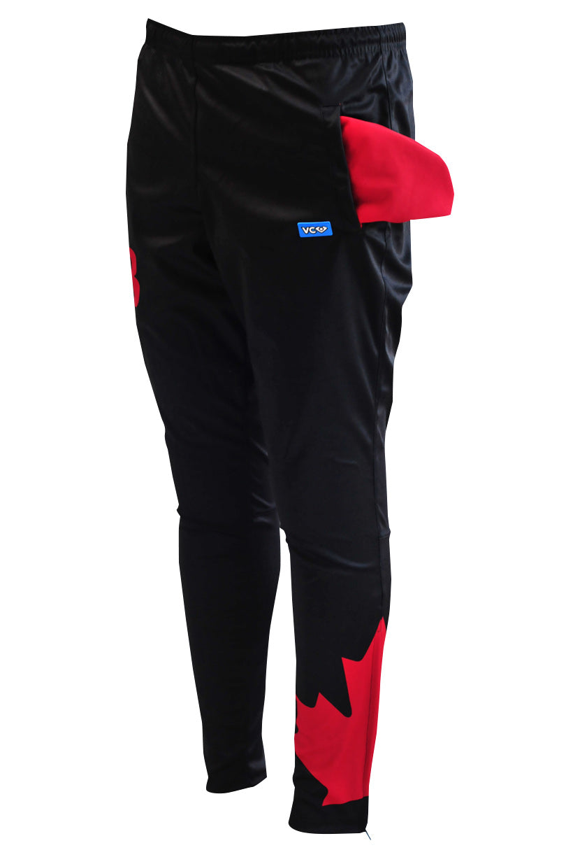Quidditch Canada Training Pants - back