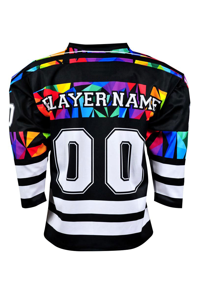 VC Hockey League Jersey - back