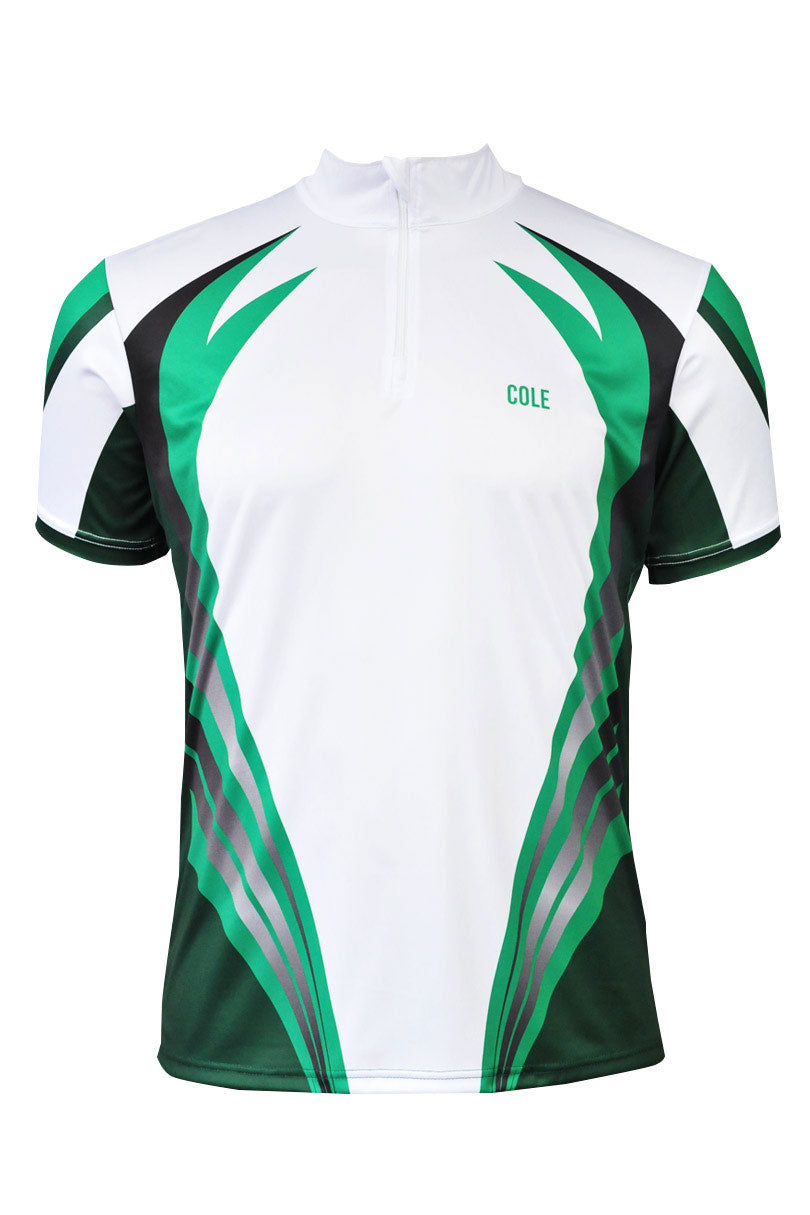 Nigerian Curling Jersey White Front