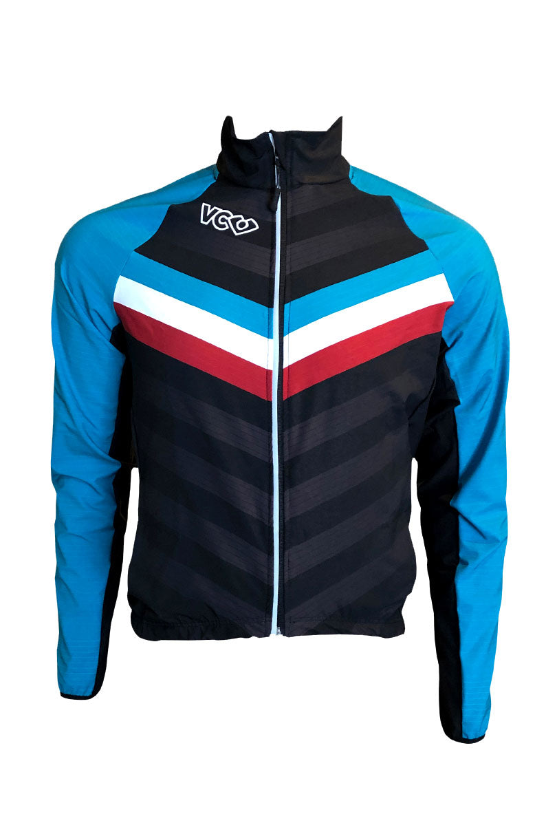 Cycling Jacket Front