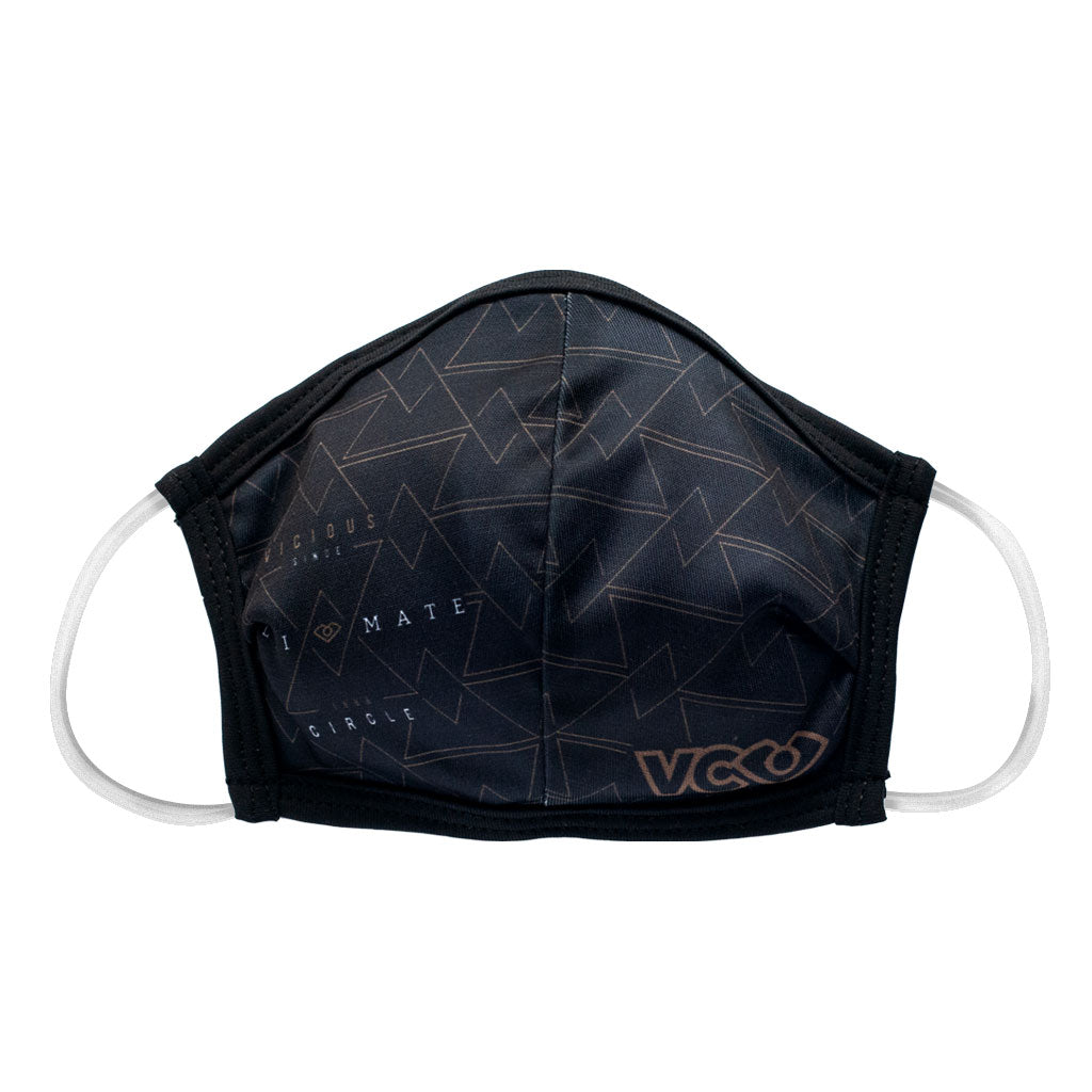 VC Triangles Face Mask