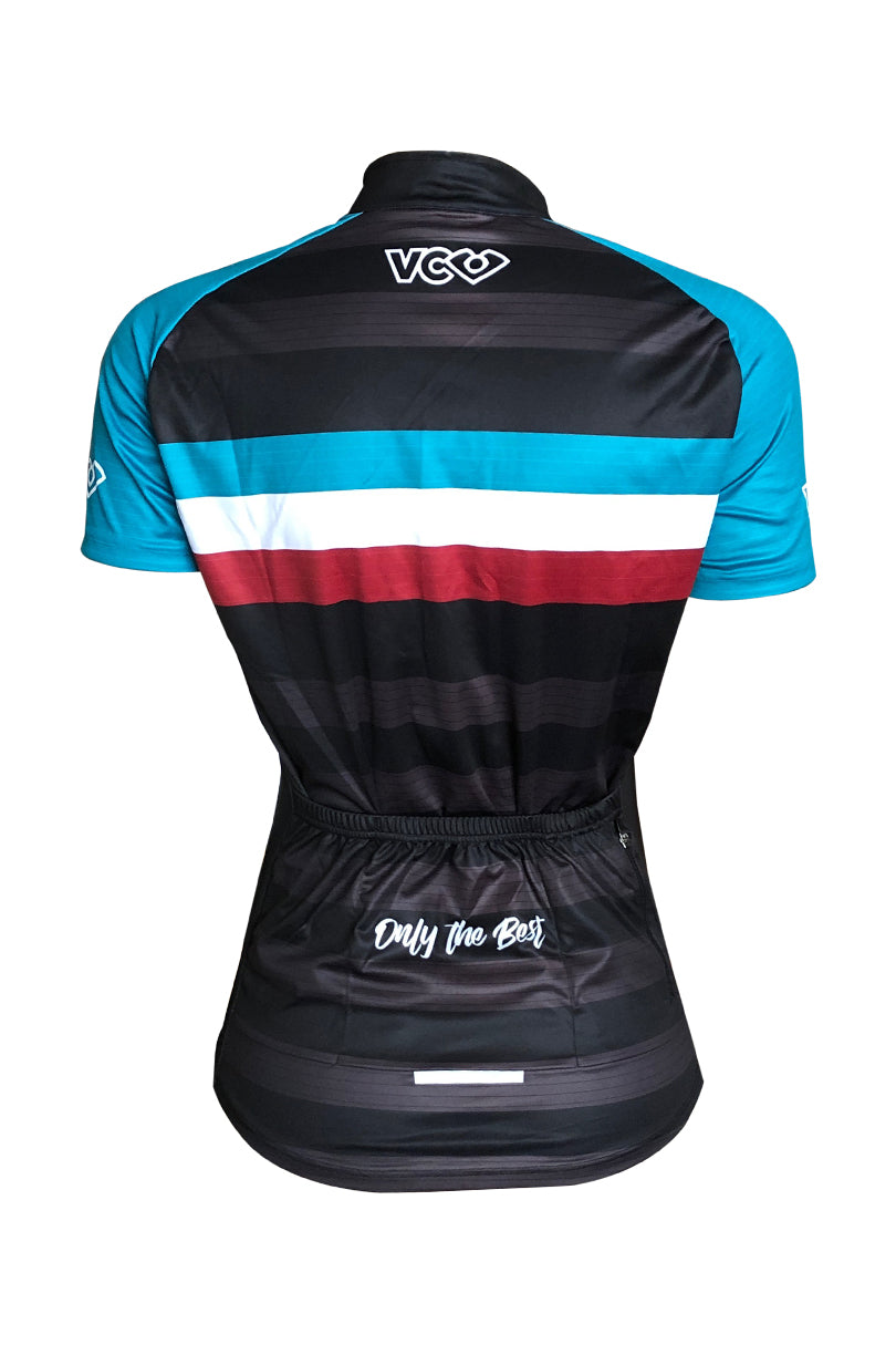 Vicious Circle Pro Cycling Jersey Back