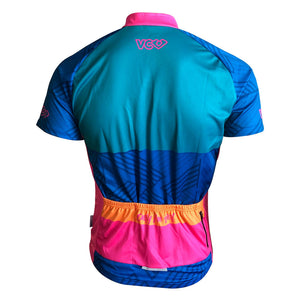 Neon Cycling Jersey - VC Ultimate