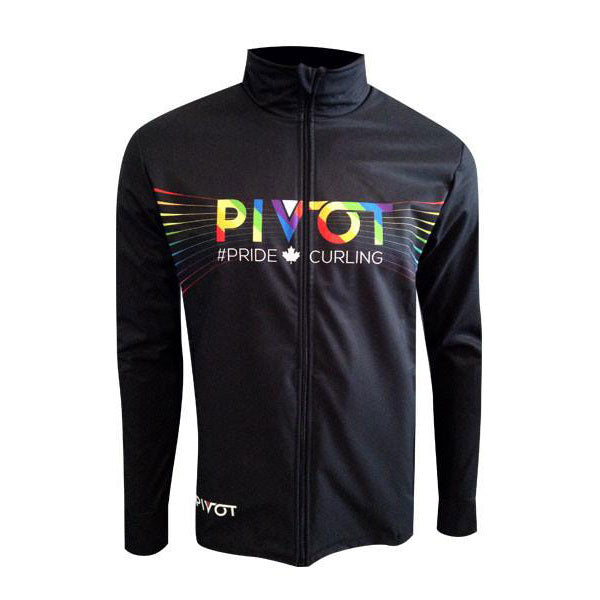 Pivot Pride Curling Softshell