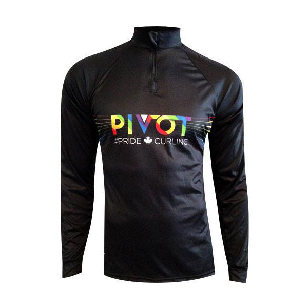 Pivot Pride Curling 1/4 Zip