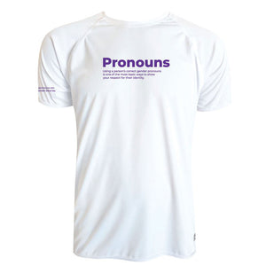 Pronouns Purple