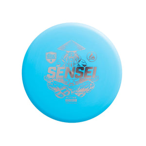VCDG Disc Golf Active Sensei Putter Blue - VC Ultimate