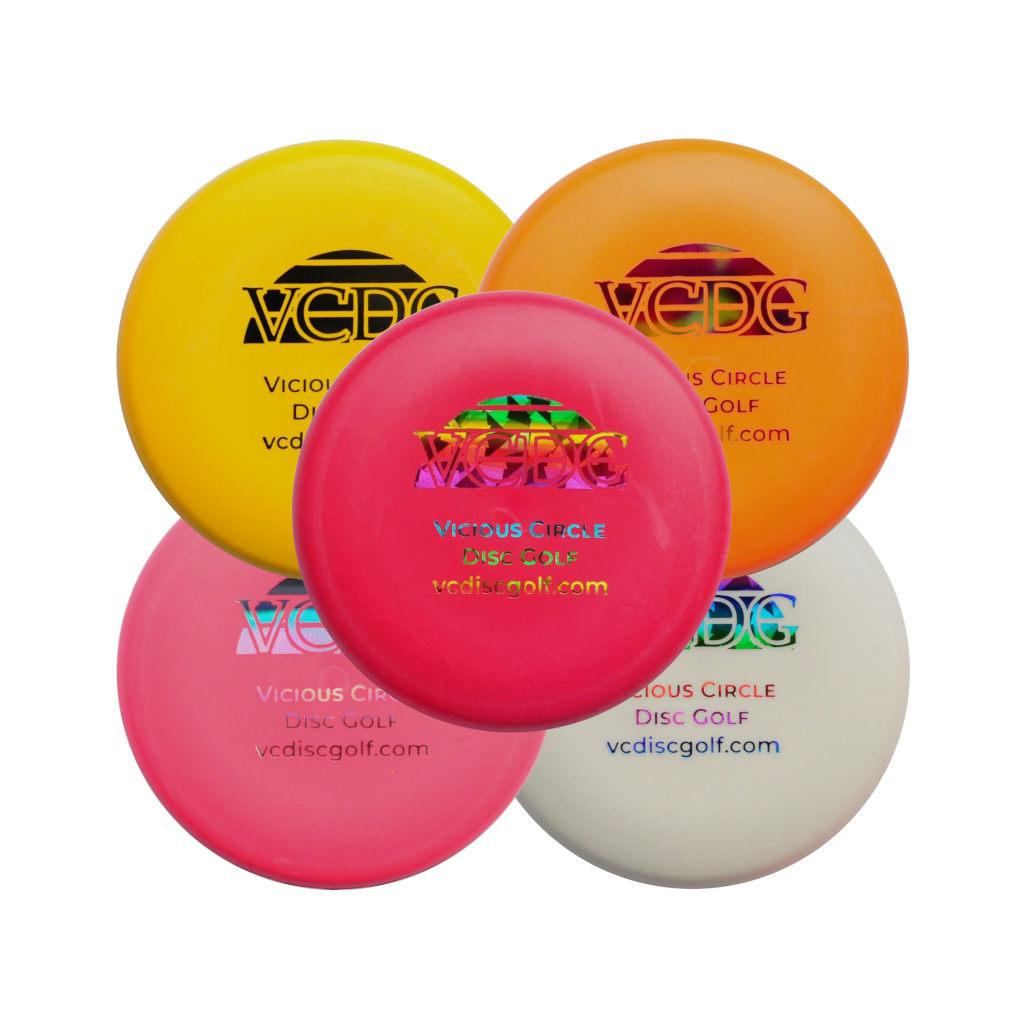 Disc Golf Mini Discs