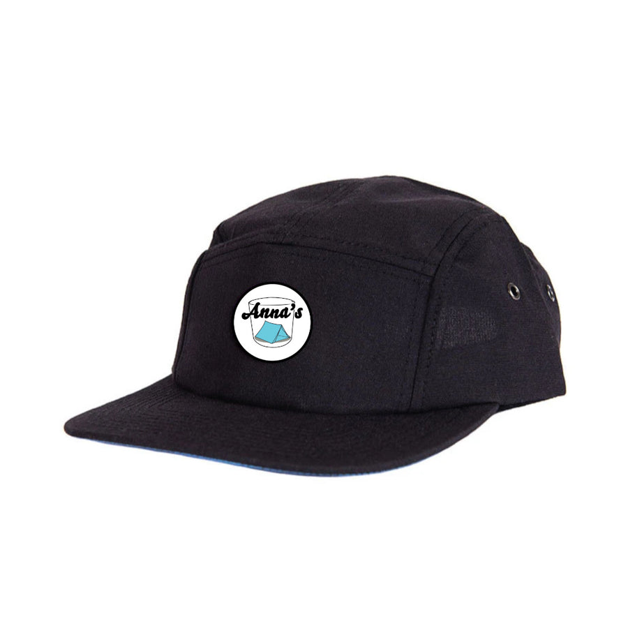 Cocktail Camp Five Panel Hats