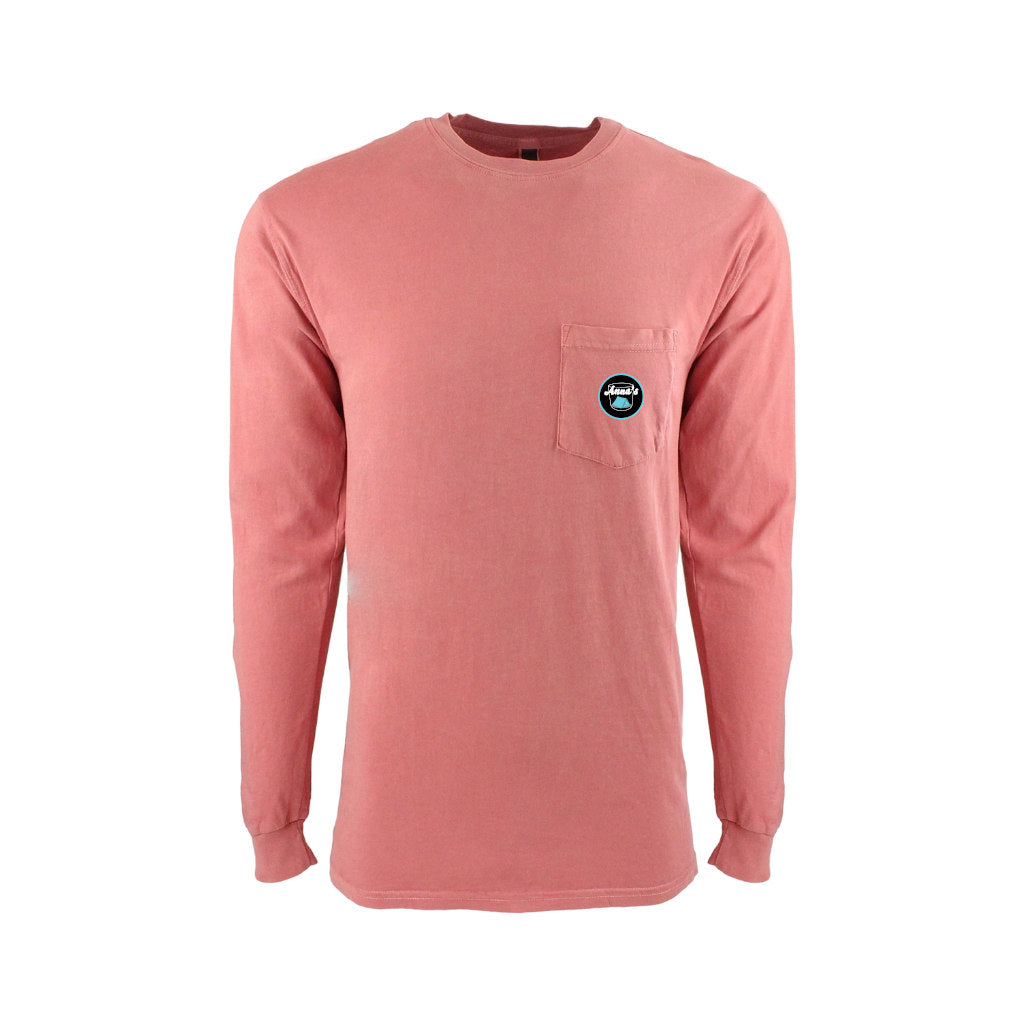 Cocktail Camp Pocket Long Sleeve