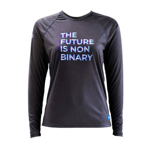 Disruptor Grey Long Sleeve - VC Ultimate
