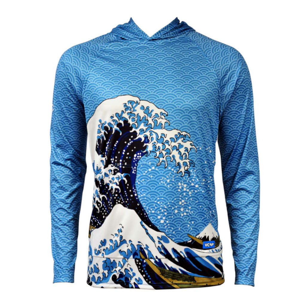 Hokusai Wave Revolution
