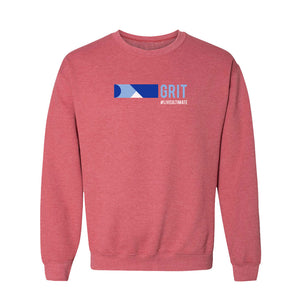 Live Ultimate Grit Crewneck