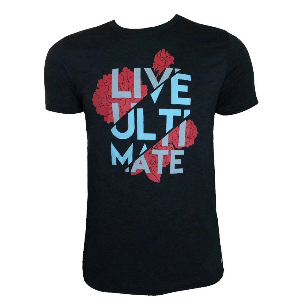 Live Ultimate Rose T-shirt