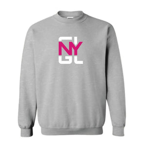 NY Gridlock Ultimate Crewnecks