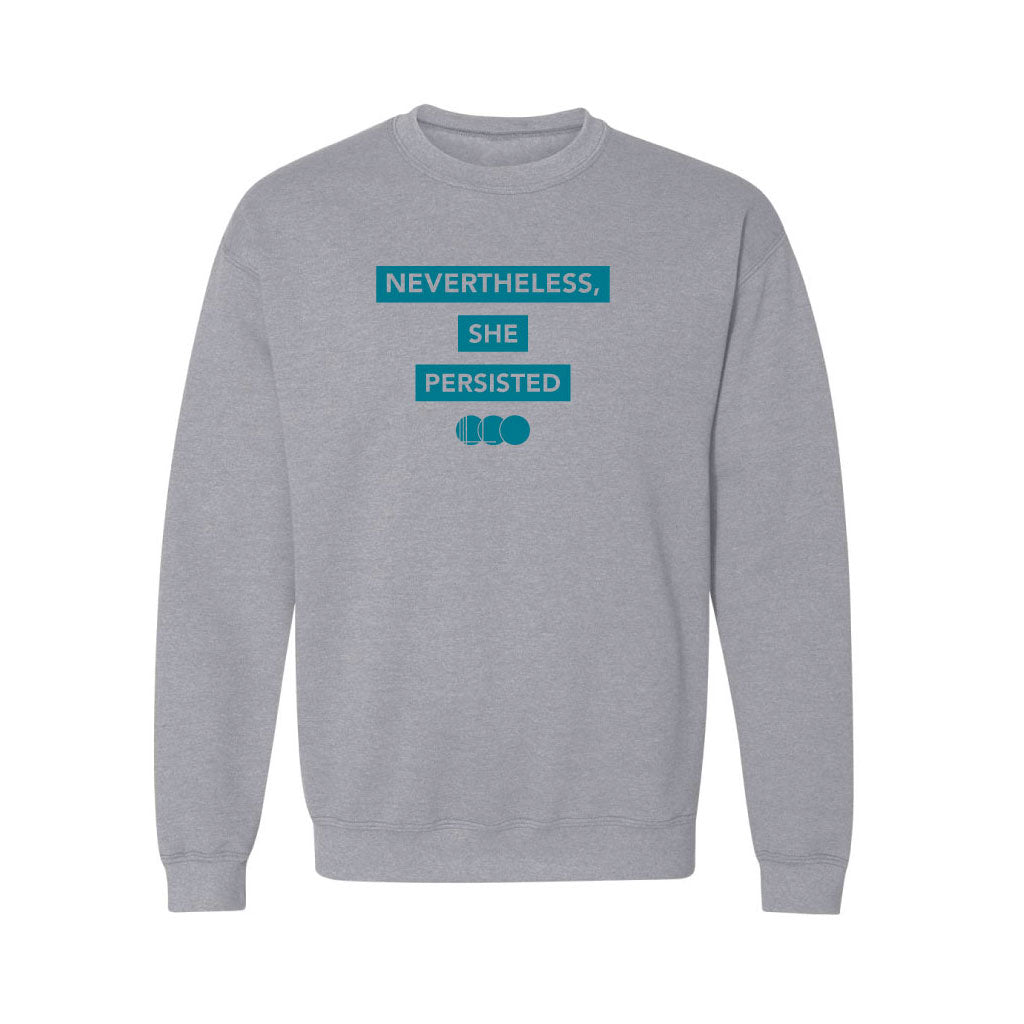Without Limits She Persisted Crewneck