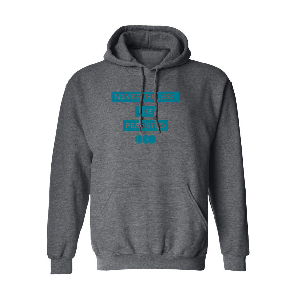 Without Limits She Persisted Hoodie