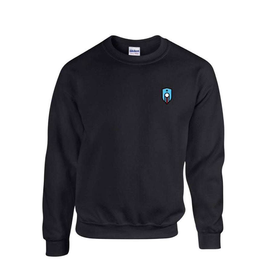 PUL Patch Crewneck