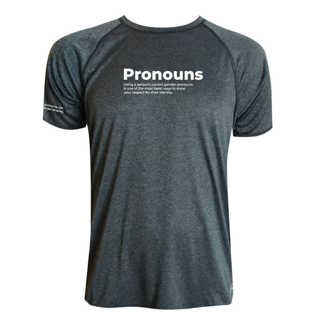 Pronouns Raglan Jerseys