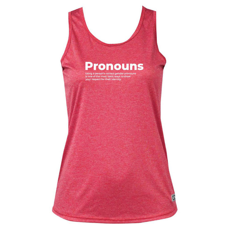 Pronouns Tanks