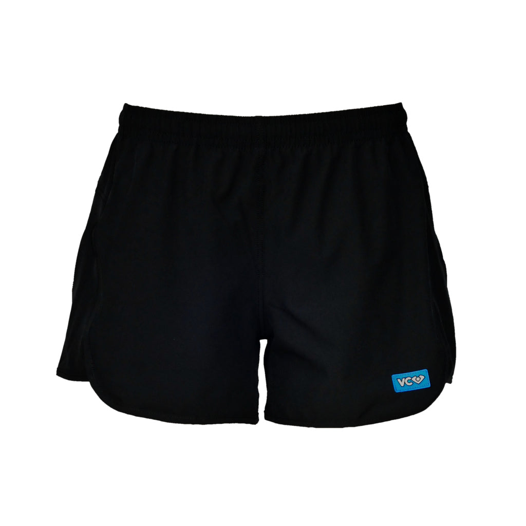 Shorty Shorts Black - VC Ultimate