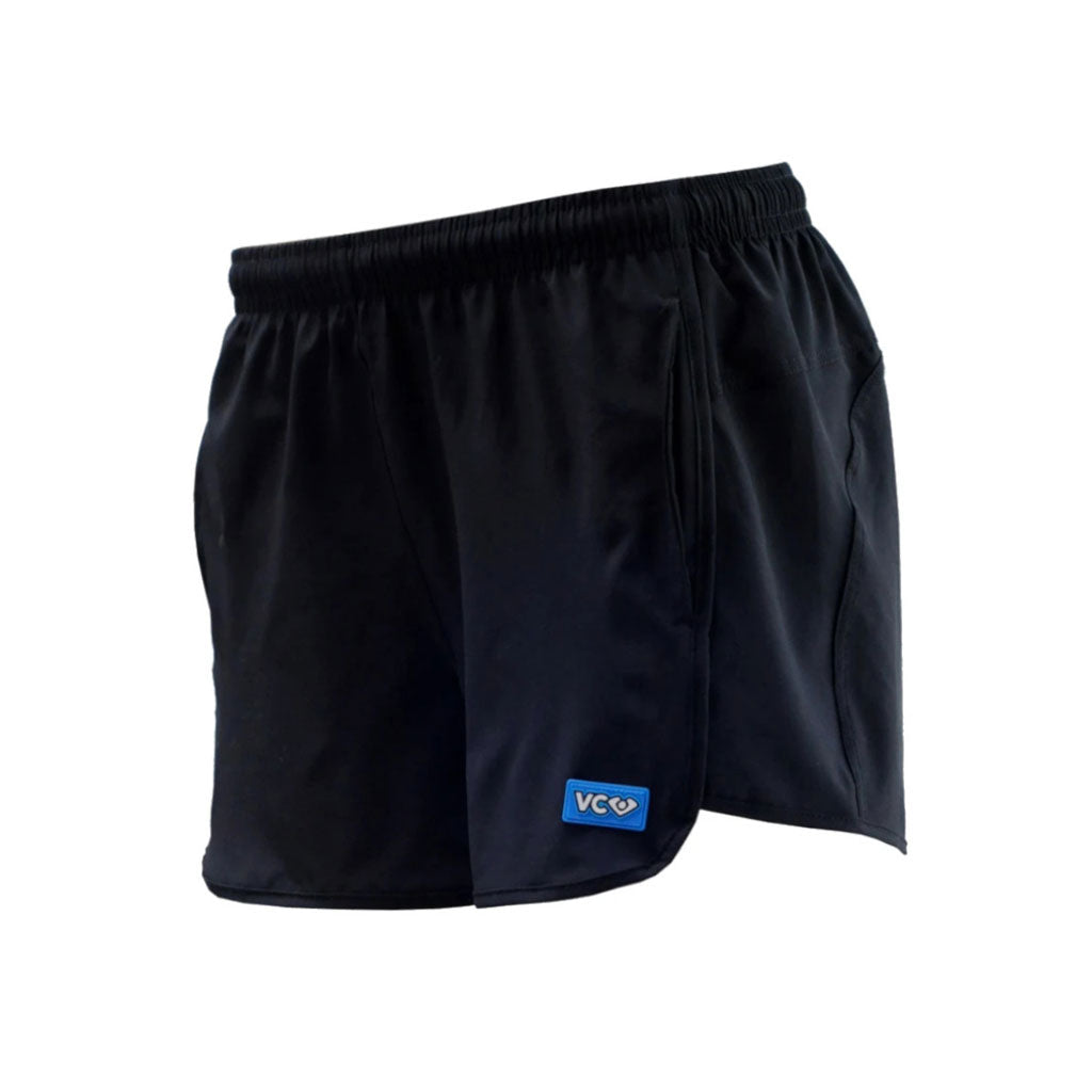 Shorty Shorts with Pockets