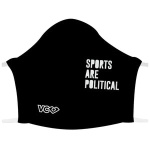 Sports Are Political Face Mask
