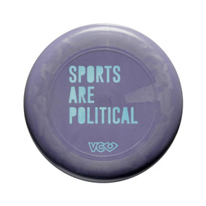 Sports Are Political Recycled Discs