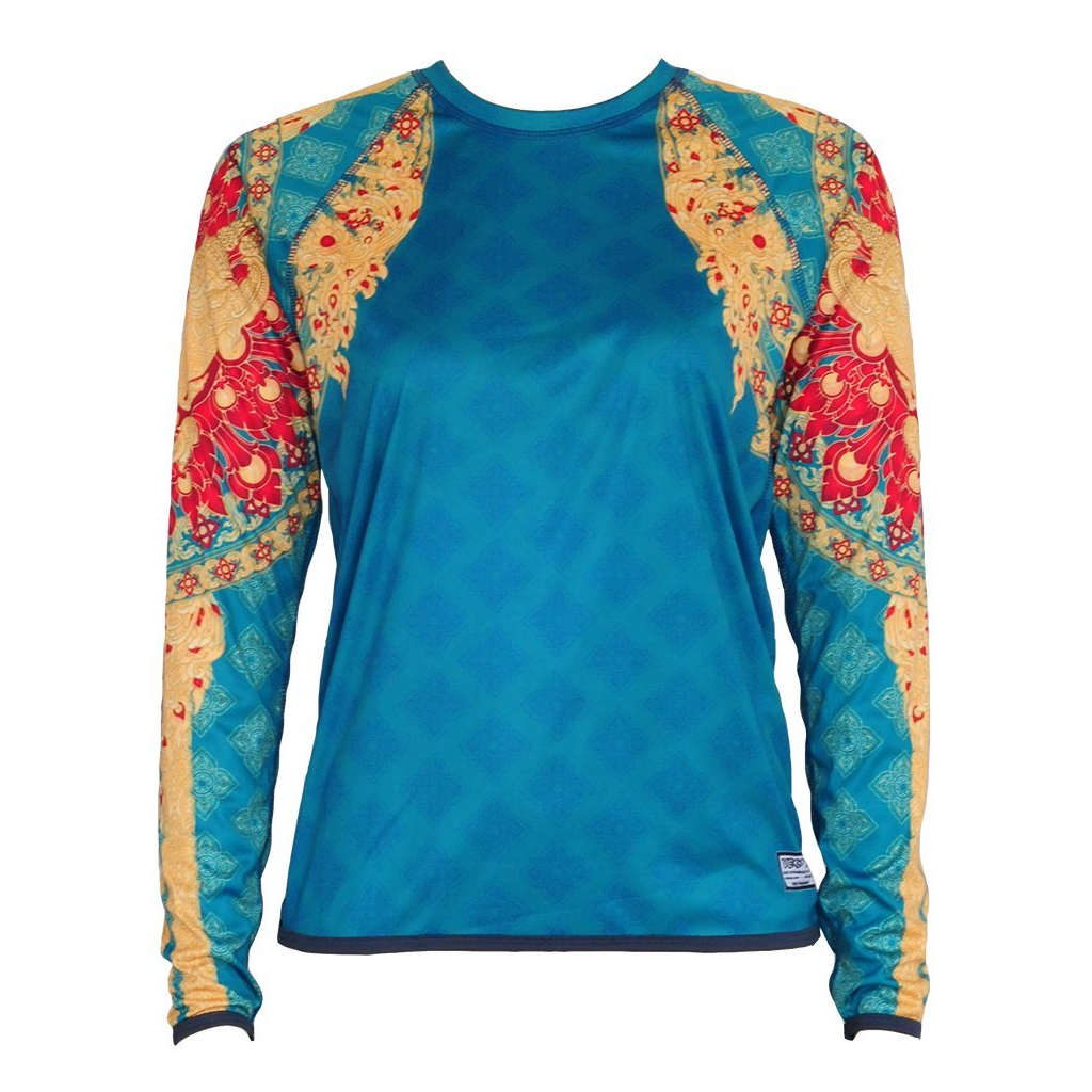 Thai Reversible Long Sleeve