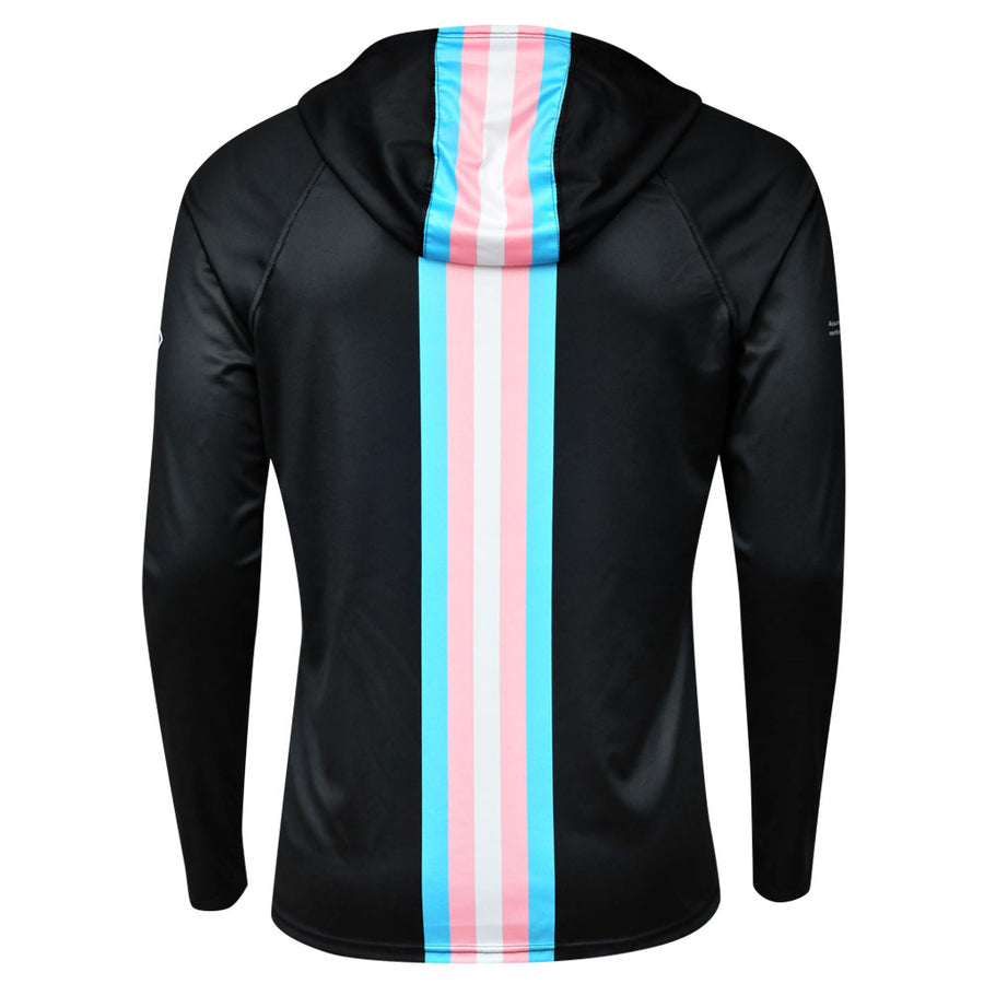 Trans Pronouns Pride Revolution Hoodie - VC Ultimate