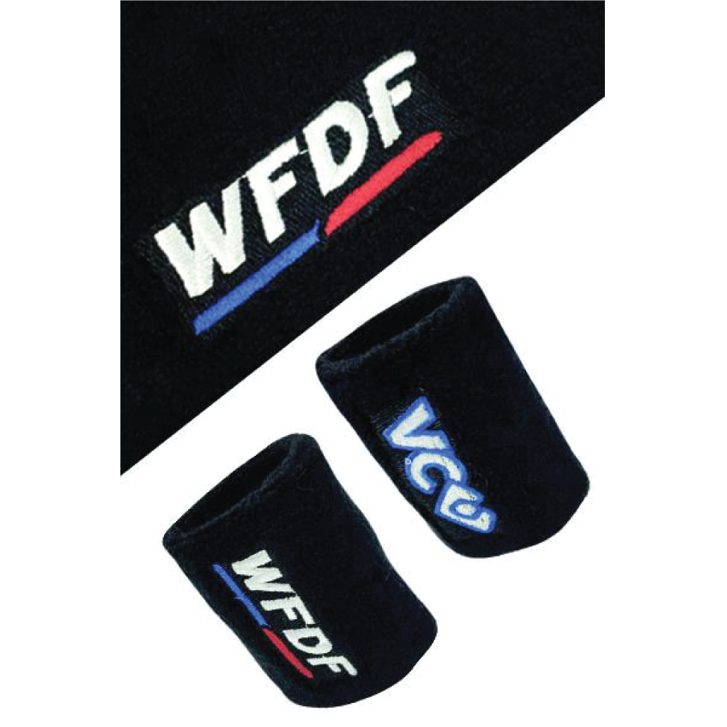 WFDF Wristbands