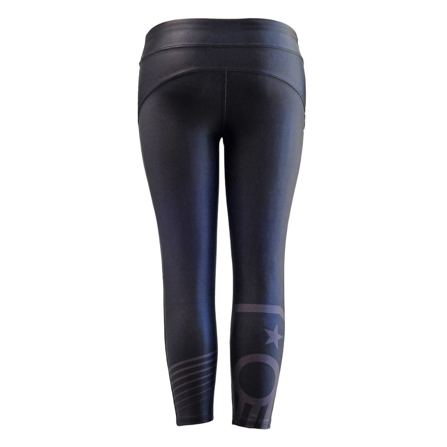 PUL 3/4 Length Crop Tights
