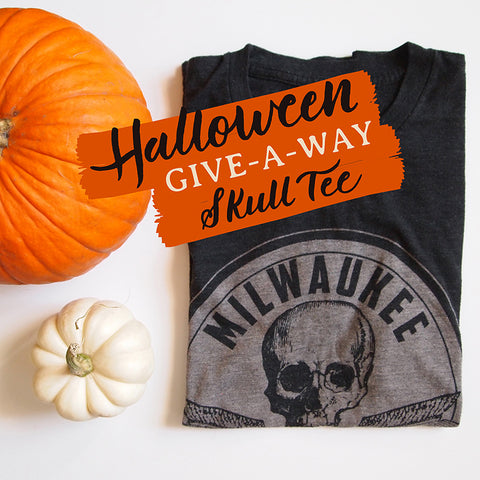 orchard street apparel halloween tshirt giveaway