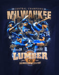 LIMITED EDITION - Brewers Central Champions Collector's T-shirt