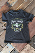 Leave No Trace Midwesterner Triblend Black Toddler T-shirt