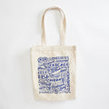 Chicago Sign Canvas Tote Bag