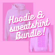 Load image into Gallery viewer, Hoodie/Sweatshirt Bundle